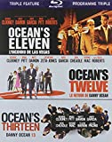 Ocean's Eleven/ Ocean's Twelve/ Ocean's Thirteen (3FE)(WM/ BD) [Blu-ray] (Bilingual)