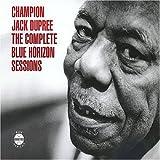 Complete Blue Horizon Sessions ~ Champion Jack Dupree