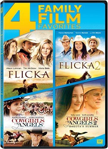 Flicka / Flicka 2 / Cowgirls N Angels / Cowgirls N [DVD] [Region 1] [US Import] [NTSC] (Cowgirl And Angels)