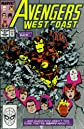 Avengers West Coast #51 : I Sing of Arms and Heroes (Marvel Comics)