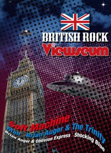 ブリティッシュ・ロック・ヴュージアム Vol.6 AGE OF PROGRESSIVE & JAZZ ROCK 2 [DVD]