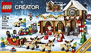 Lego Creator 10245: Santa's Workshop (2014)