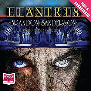 Elantris | Livre audio
