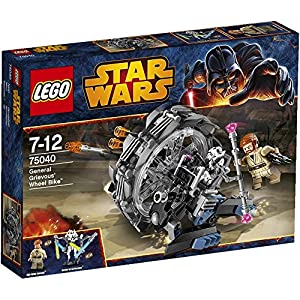 LEGO Star Wars 75040: General Grievous' Wheel Bike