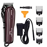 YANWIN Pro Hair Clipper, Cordless Clippers Hair Trimmer Beard Shaver Electric Haircut Kit Rechargeable Cutting Machine Stainless Steel Blade for Men and Family Use