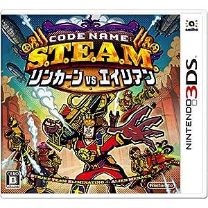 Code Name: S.T.E.A.M. リンカーンVSエイリアン Nintendo 3DS