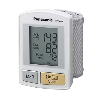 Panasonis EW3006S Blood Pressure Monitor
