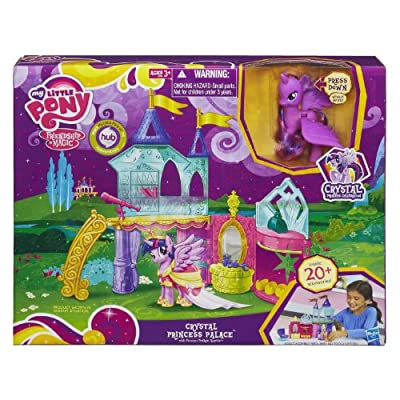 My Little Pony Crystal Princess Palace Playset from My Little Pony