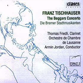 Tischhauser: The Beggar's Concerto