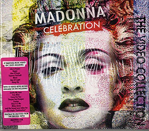 Madonna - Celebration The Video Collection - Zortam Music