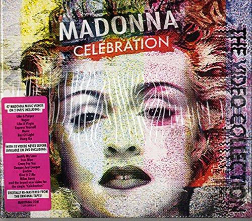 Madonna - Celebration The Video Collection - Zortam Music