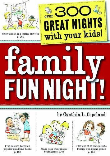 Family Fun Night, Cynthia L. Copeland
