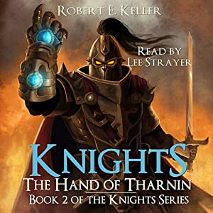 Knights: The Hand of Tharnin Audiobook