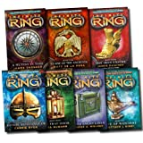 img - for Infinity Ring 7 Book Set Book 1 to 7 Full Collection (A Mutiny In Time, Divide and Conquer, The Trap Door, Curse of the Ancients, Cave Of Wonders, Behind Enemy Lines, The Iron Empire) book / textbook / text book