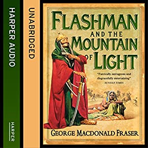 Flashman and the Mountain of Light Audiobook