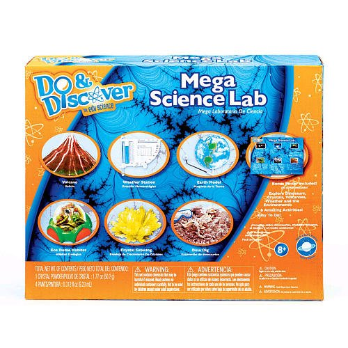 Mega Science Lab