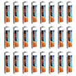 PowerDriver 1.2V 1100mAh Ni-MH Nimh Pre-charged Rechargeable Batteries AAA for Toys (24)