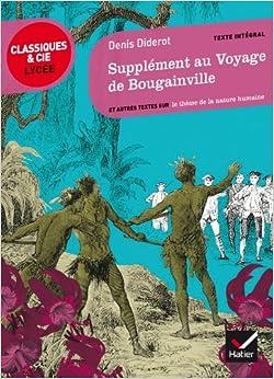 Introduction supplement au voyage de bougainvile - Mots | Etudier
