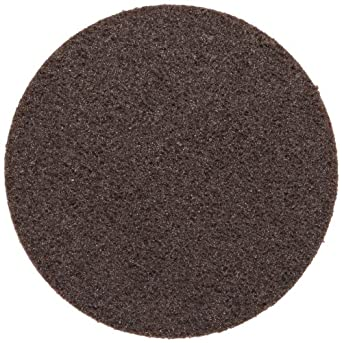 "Scotch-Brite SE Surface Conditioning Disc, Hook and Loop Attachment, 4-1/2"" Diameter, A Coarse Grit (Pack of 50)"