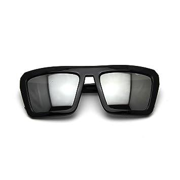 HuaYang Nouveau design Unisex lunettes de soleil de ladygaga(Black  fluorescence) , 1360d1dab1c0