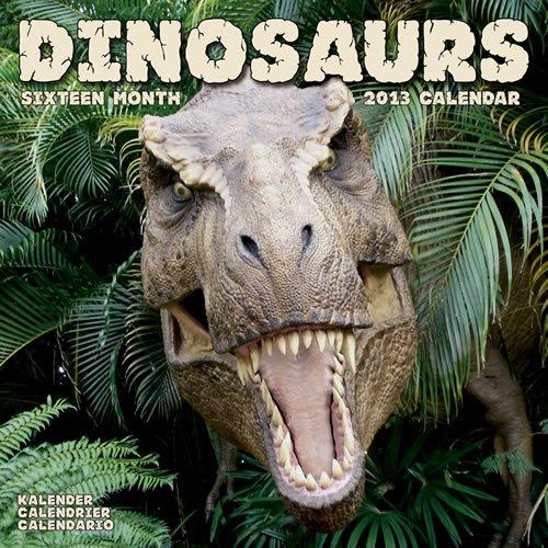 Dinosaurs 2013 Wall Calendar #30282-12