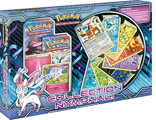 Pokémon - Pobrar04 - Cartes À Collectionner - Pack 2 Boosters + 9 Cartes Brillantes - Avril 2014