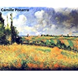 885 Color Paintings of Camille Pissarro - Danish-French Impressionist and Neo-Impressionist Painter (July 10, 1830 - November 13, 1903)