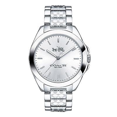 COACH コーチ 時計 COACH 14502177 TRISTEN トリステン 腕時計 ウォッチ シルバー [並行輸入品]