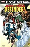 img - for Essential Defenders - Volume 7 (Marvel Essential) by Gillis, Peter B., Nocenti, Ann (2013) Paperback book / textbook / text book