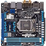 Asus P8Z77-I DELUXE/WD Motherboard with Intel Z77 Chipset
