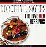The-Five-Red-Herrings;-by-Dorothy-L.-Sayers-Unabridged-Audiobook-1CDs