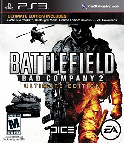 Battlefield Bad Company 2 Ultimate Edition - Playstation 3 (Ps3 Battlefield Bad Company compare prices)