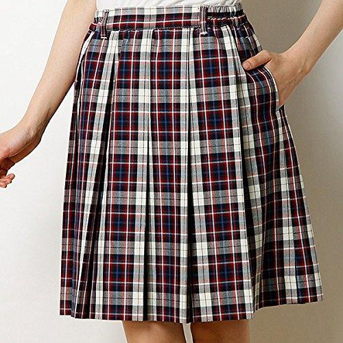179/WG(179 WG) プリーツスカート【ネイビー/38】