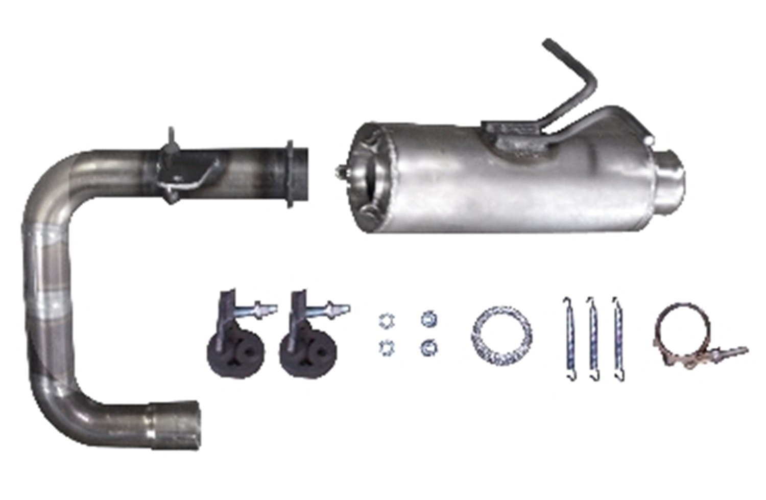 Gibson Performance Exhaust 96008 Stainless Steel Slip-On Performance Muffler for Yamaha cultural contingencies on performance