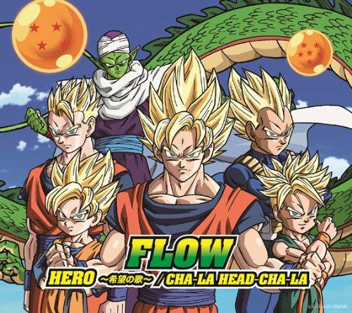 HERO~希望の歌~/CHA-LA HEAD-CHA-LA