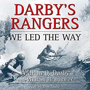 Darby's Rangers Audiobook