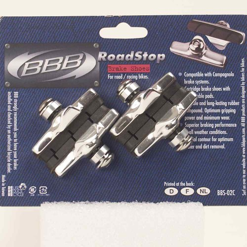BBB Roadstop Campagnolo Road Bike Brake Pad Set