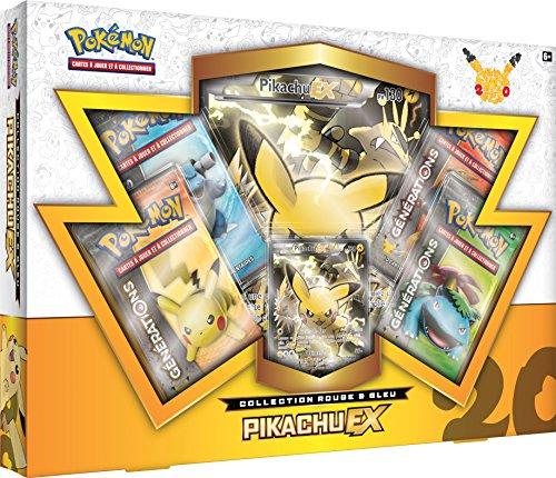 Asmodee  - POXYSEPT03 - Coffret Pokémon septembre 2016 - Modèle aléatoire