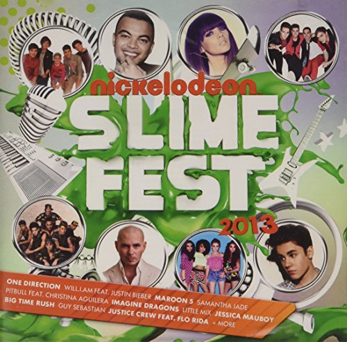 Nickelodeon Slime Fest 2013