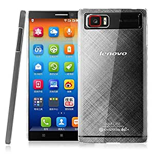 Imak Hard Cover For Lenovo Vibe Z2 Pro K920 (Transparent)