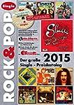 Der gro�e Rock & Pop Single Preiskata...