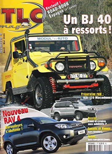 tlc-mag-toyota-land-cruiser-magazine-un-bj-40-a-ressorts-kdj-120-macadunes-4-ausgabe