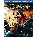 Conan the Barbarian (Two-Disc Combo: Blu-ray 3D / Blu-ray / DVD)