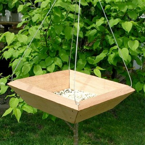 Image of Looker Products Trapezoid Platform Feeder (B005DI2HBY)