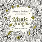 De magie van de jungle: kleur- en zoe...