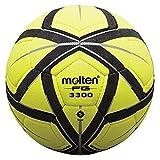 Molten Fussball F5G3300 Gelb/Schwarz/Silber, 5
