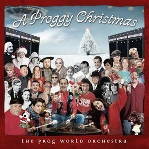 The Prog World Orchestra: A Proggy Christmas