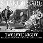 Twelfth Night Hörbuch von William Shakespeare Gesprochen von: Paul Scofield, Siobhan McKenna, John Neville