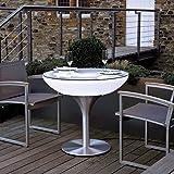 Couchtisch Lounge Größe: 75 cm H x 84 cm Ø