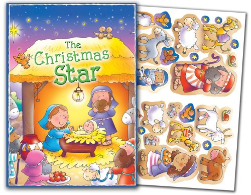 The Christmas Star-Activity Pack (Candle Bible for Toddlers)